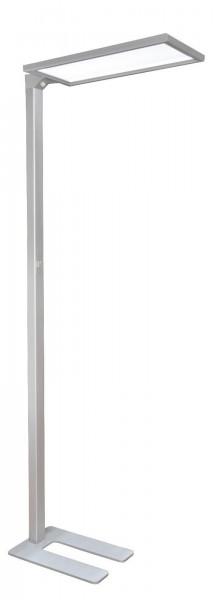 Office LED Stehleuchte Stehlampe Büroleuchte Lampe mit Dimmer + Bewegungsmelder