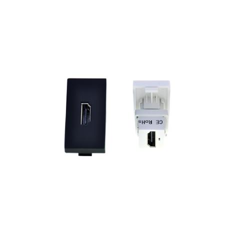 HDMI Dose 1/2 Schwarz