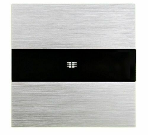 M3 WiFi Touch Lichtschalter 1 Fach PWM1-M301-11