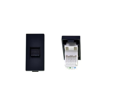 Schwarz Modul: Telefon 1/2 Schwarz;
