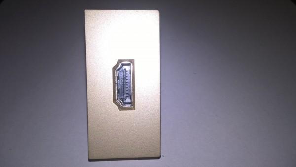 HDMI Dose Gold Lux